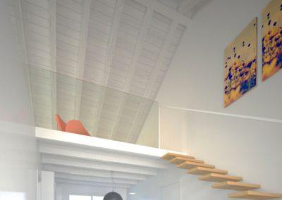 Loft due camere Cittadella – B3