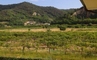 Villetta e appartamento a Galzignano