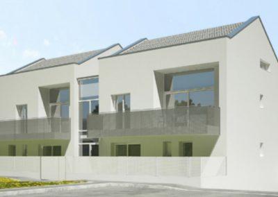 Due camere al piano terra Cittadella – B2