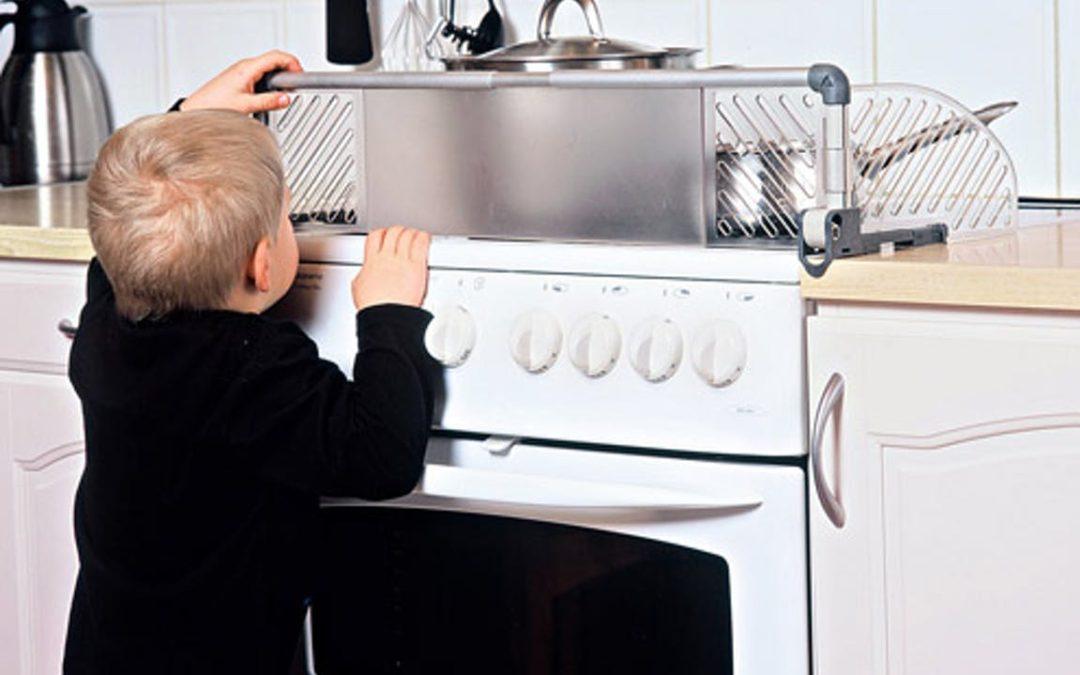 Una casa sicura contro gli infortuni domestici