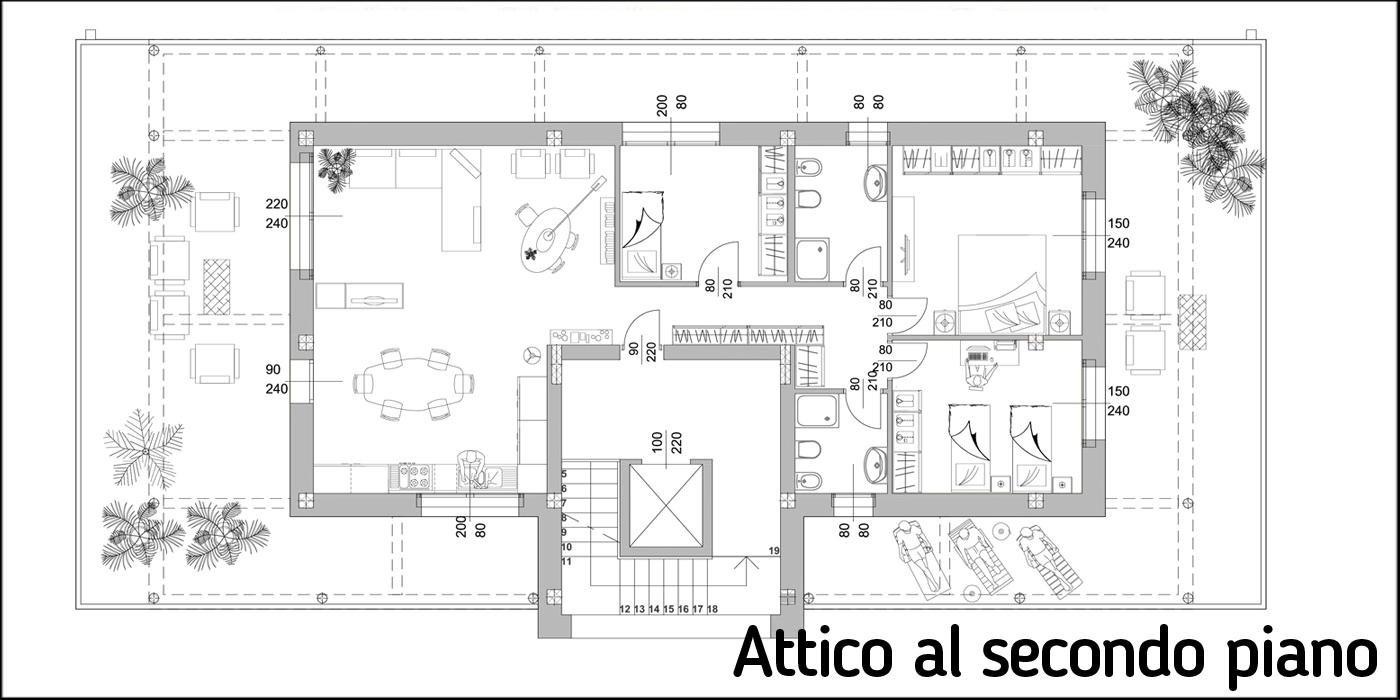 gazzera-attico-secondo-piano