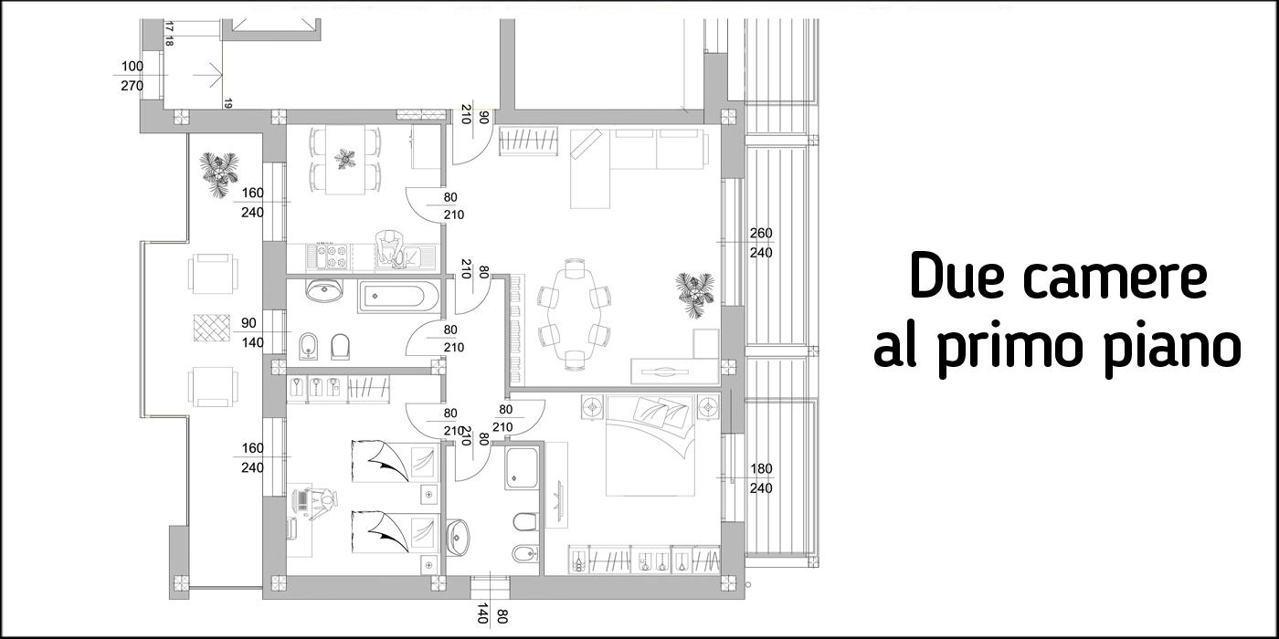 gazzera-due-camere-primo-piano