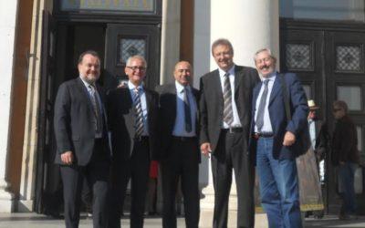 Consorzio Cerv, missione Bulgaria