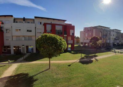 Quadrilocale in via Gerardo, Padova – Appartamento F15