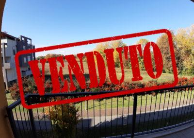 Bilocale in via Gerardo, Padova – Appartamento F39